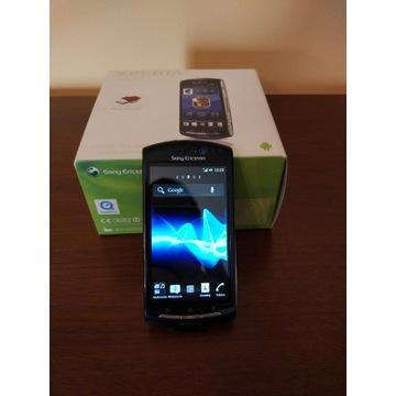 Smartfon Sony Xperia Neo V Granatowy