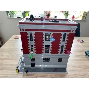 LEGO 75827 GHOSTBUSTERS POSTERUNEK STRAŻY POŻARNEJ
