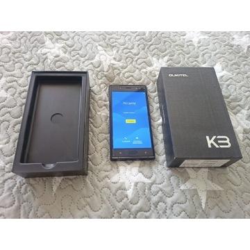 Oukitel K3 4/64 6000mah wifi 5Ghz smartphone LTE
