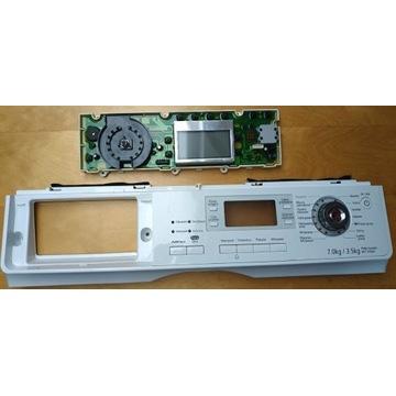 Pralko-Suszarka Samsung WD7704S8V panel z wyświetl