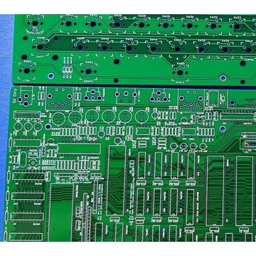 Omega (współczesny klon MSX2) - płytki drukowane