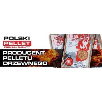 Pellet drzewny, polski, producent, ekologiczny!