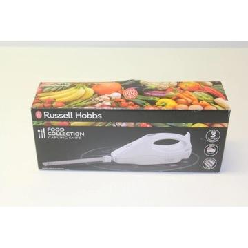 Nóż elektryczny Russell Hobbs 13892 120W | Stalowe