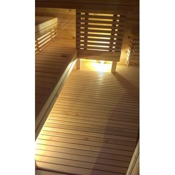 Sauna fińska na wymiar