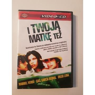 Film VCD I Twoją Matkę Też