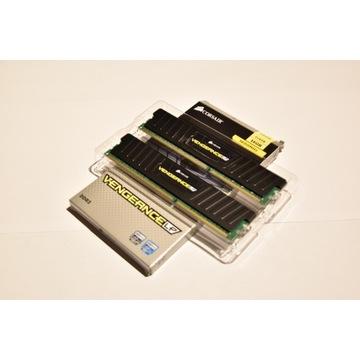 Corsair Vengeance LP, DDR3, 16 GB, 1600MHz, CL10
