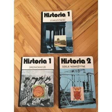 Hist. WsiP zestaw Starożytność, Średniowiecze, DN