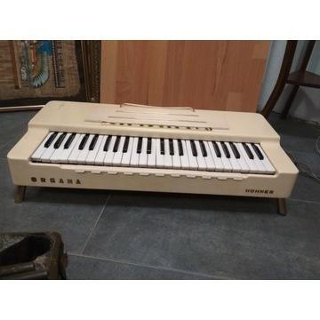vintage hohner organa organy 9807