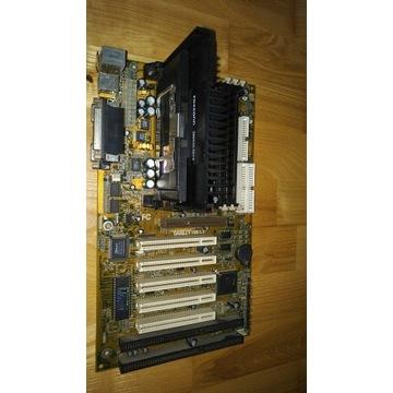 Lucky Star 6abx2v Slot 1 + Pentium II 350mhz