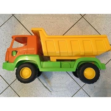 Wader wyrotka, ciężarówka