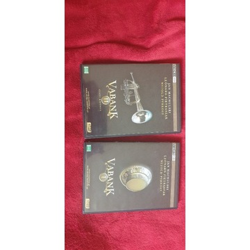 Serial Vabank na DVD