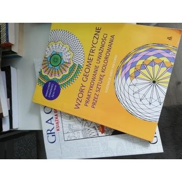 Zestaw 2 książek do kolorowania