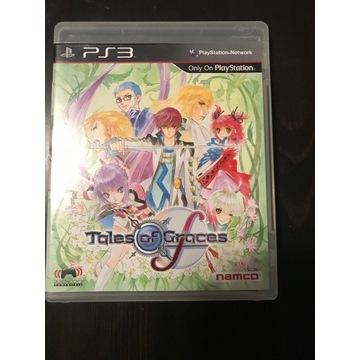 Tales of Graces f PS3 komplet