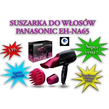 Nowa suszarka do włosów Panasonic EH-NA65!