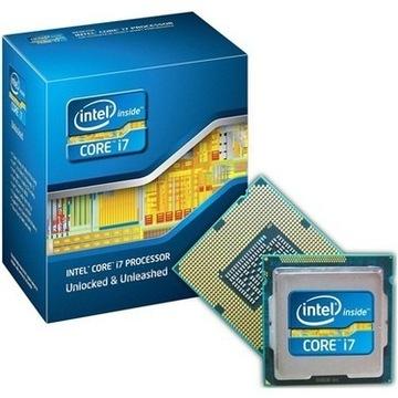 Procesor Intel Core i7-2700K socket 1155