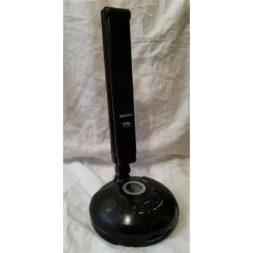 Lampka na USB, przenośna, głośniki, mini-jack