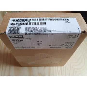 Moduł SIMATIC S7 6ES7 332-5HD01-0AB0 AO 4x12Bit