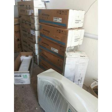 Klimatyzator Daikin RXS20G2V1B plus 5 jedn. wewnet