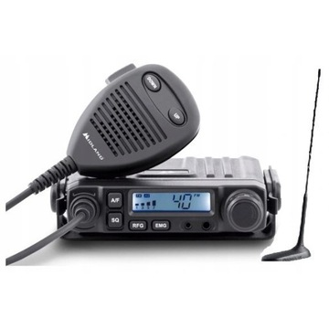 MIDLAND M-Mini RADIO CB+ ANTENA PRESIDENT Virginia