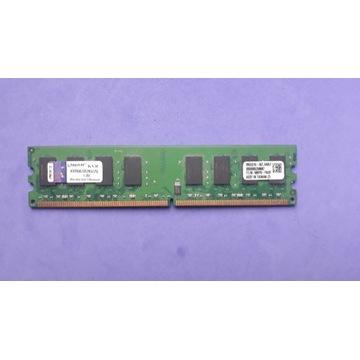 Pamięć RAM 2GB KVR667D2D8P5/2G 2GB PC2-5300