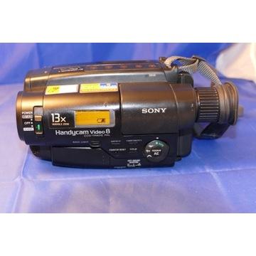 kamera sony video8  ccd-tr401e torba okazja