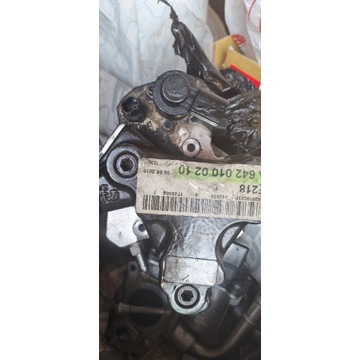 Pompa paliwa mercedes cls 218