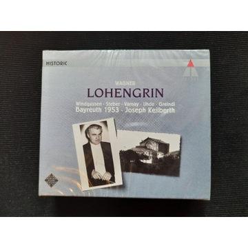 WAGNER Lohengrin Keilberth Teldec Folia Nowa
