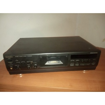 RS-BX646 Technics Stereo Cassette Deck