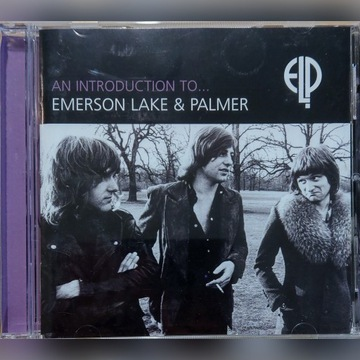 Emerson Lake And Palmer - An Introduction to...