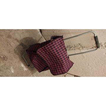 Wózek z torbą na zakupy Stan BDB!!!