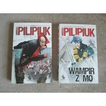 """Andrzej Pilipiuk """"Wampir z MO i  M3"""""""