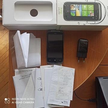 HTC 7 Mozart t8698 Sprawny