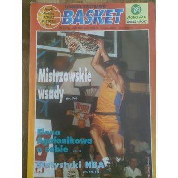 Tygodnik Koszykarski BASKET nr 21 (31) 24.05.1994