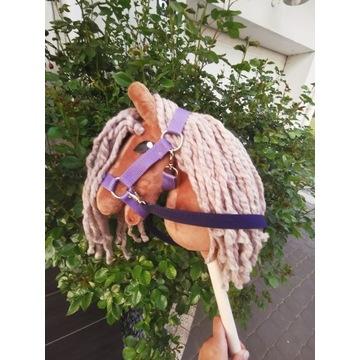 Koń Hobby Horse na kijki + zestaw - Crazy