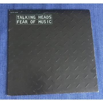Talking Heads - Fear of Music LP wyd 1979