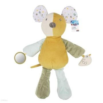 Nowa przytulanka z piszczkiem myszka CANPOL