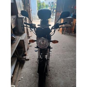 Motorower BENYCO 50Q