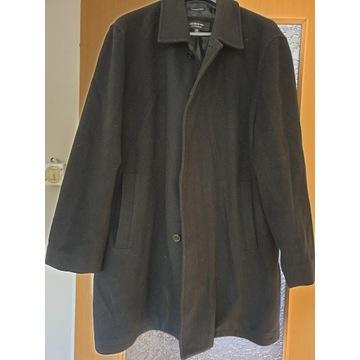 Wełniany długi płaszcz męski Claiborne Outerwear