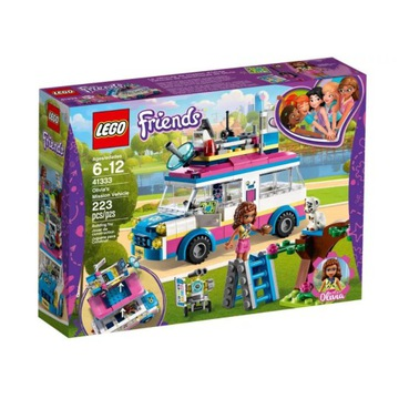 Lego 41333 Friends Furgonetka Olivii