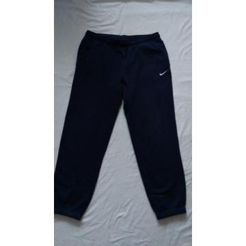 Bawełniane spodnie dresowe Nike rozm.XL