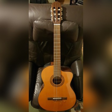 TAKAMINE EG124C gitara elektroakustyczna