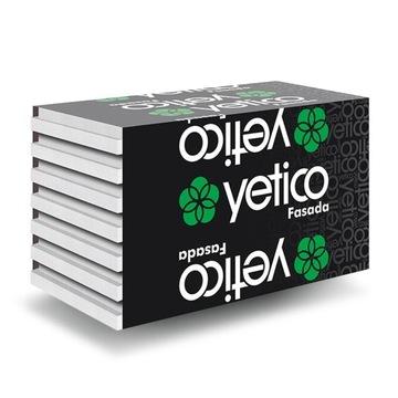 Styropian elewacyjny Yetico - Gamma Fasada - Biały