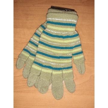 Nowe rękawiczki młodzieżowe dziewczynki chłopaka