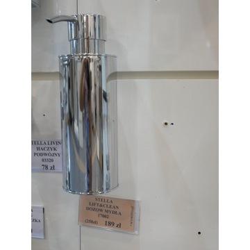 stella lift&clean dozownik do mydła 17002