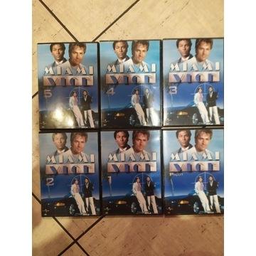 Miami Vice dvd lektor sezon pierwszy