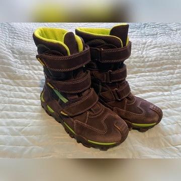 Buty zimowe firmy Bartek rozmiar 35