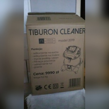 Tiburon Cleaner