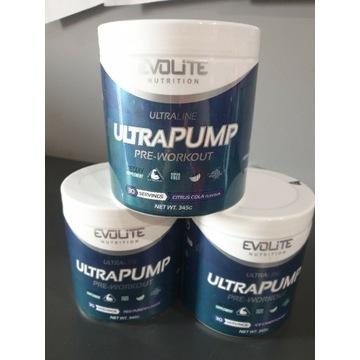 Ultra Pump przedtreningówka 345 g 3 smaki