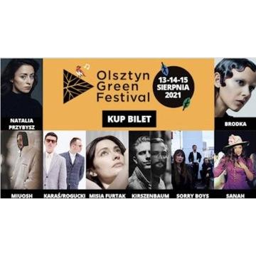 Bilety Olsztyn Green Festival