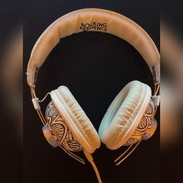 Słuchawki Rocking Residence nauszne białe